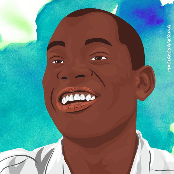 Capheus Sense8 Vektor Illustration