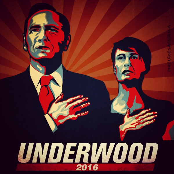 Vote for Underwood 2016
