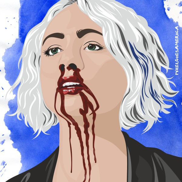 Riley Blue Sense8 Vektor Illustration