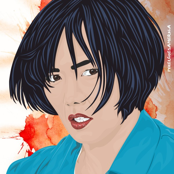 Sun-Bak Sense8 Vektor Illustration